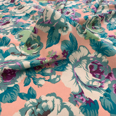 Aqua Rose Stretch