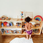 Three Easy Steps to a Less Cluttered Playroom
