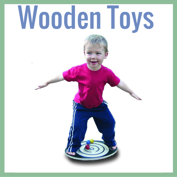 Wooden Toys & Games