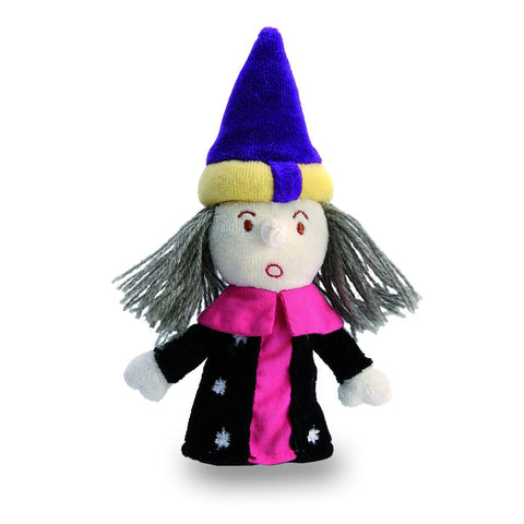 Magician Finger Puppet - challengeandfunretail