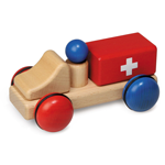 Fagus Wooden Ambulance