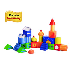 Fantasy Blocks by Haba - challenge and fun natural toys - 1