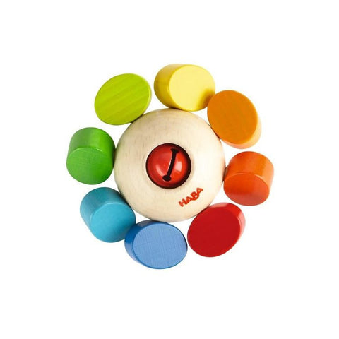 Clutching Toy Whirlygig by Haba - challenge and fun natural toys - 1
