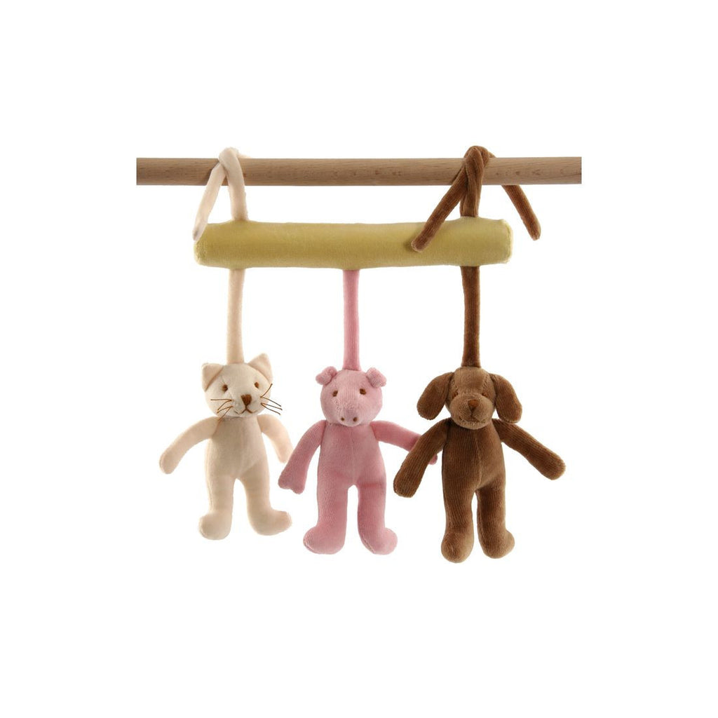 Animal Mobile by Furnis - challenge and fun natural toys