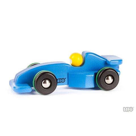 Formula 1 Race Car by Bajo - challenge and fun natural toys - 1
