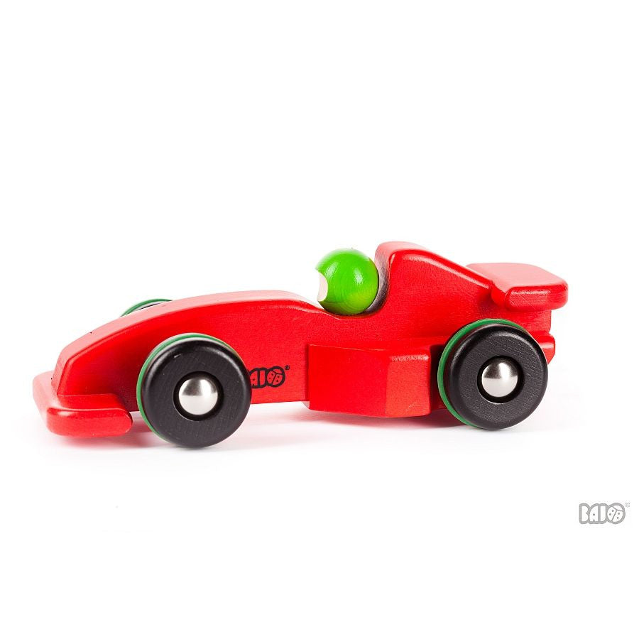 Formula 1 Race Car by Bajo - challenge and fun natural toys - 2