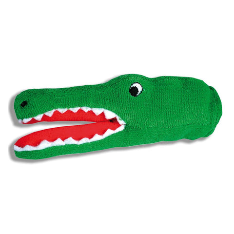 Crocodile Story Finger Puppet - challengeandfunretail