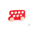 Double Decker Bus by Bajo - challenge and fun natural toys
