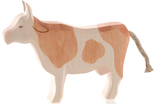 Ostheimer Cow Standing Brown