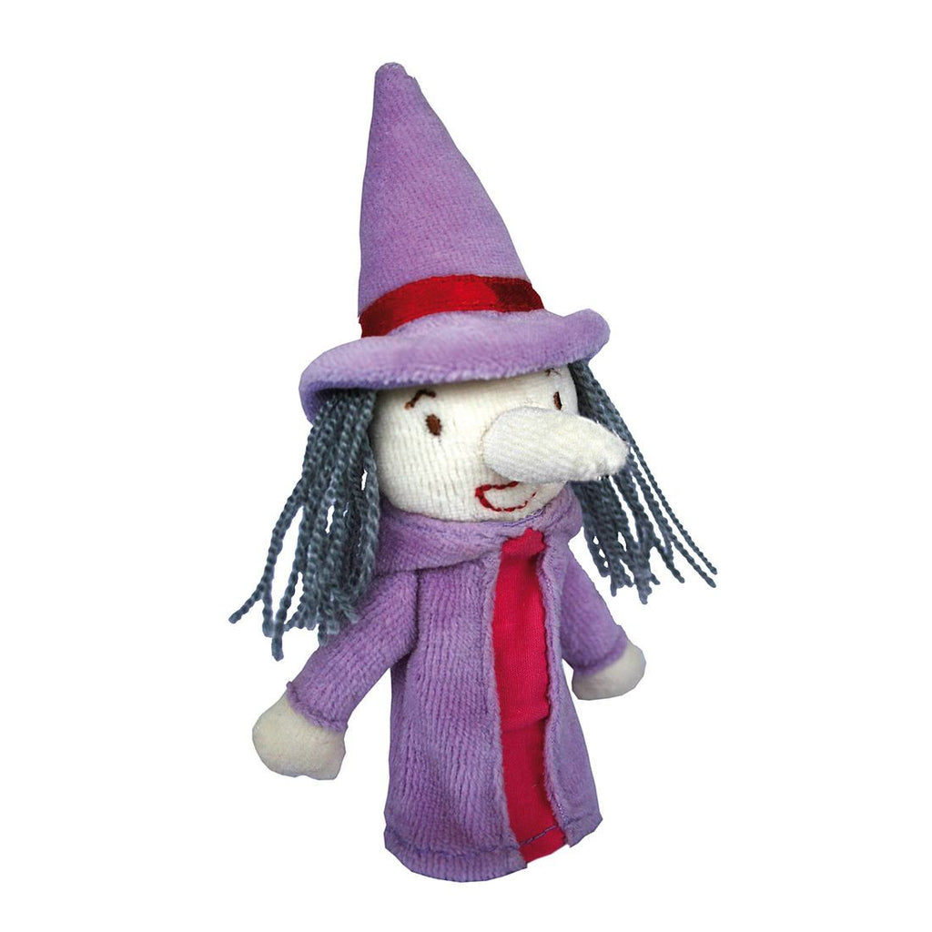 Witch Fingerpuppet - challengeandfunretail