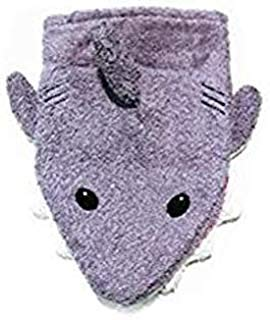 Wash Mitt Shark Puppet, Small