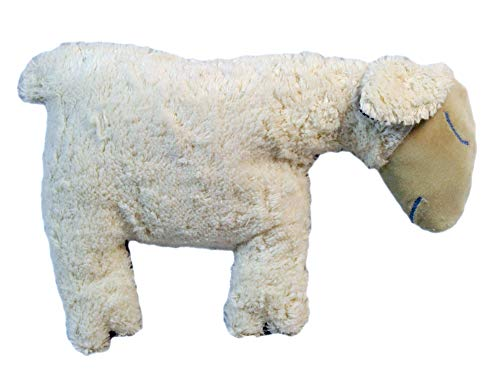 Pat & Patty Organic Cotton Lamb Rattle