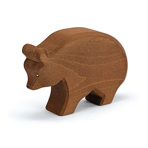 Ostheimer Wooden Brown Bear
