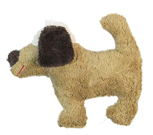 Pat & Patty Organic Cotton Dog Rattle