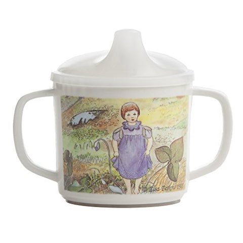 "Elsa Beskow ""Mors Lilla Olle"" Children's No-Spill Cup"
