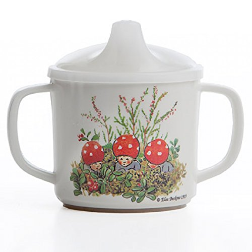 Elsa Beskow Children of the Forest (Tomteborbarnen) Children's No-Spill Cup