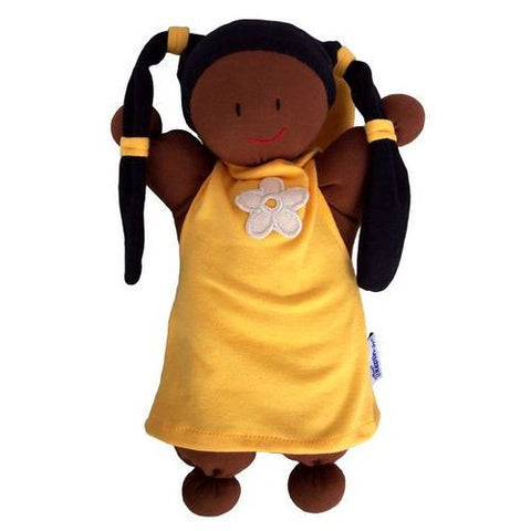 Keptin-Jr Organic Doll - African American - challengeandfunretail
