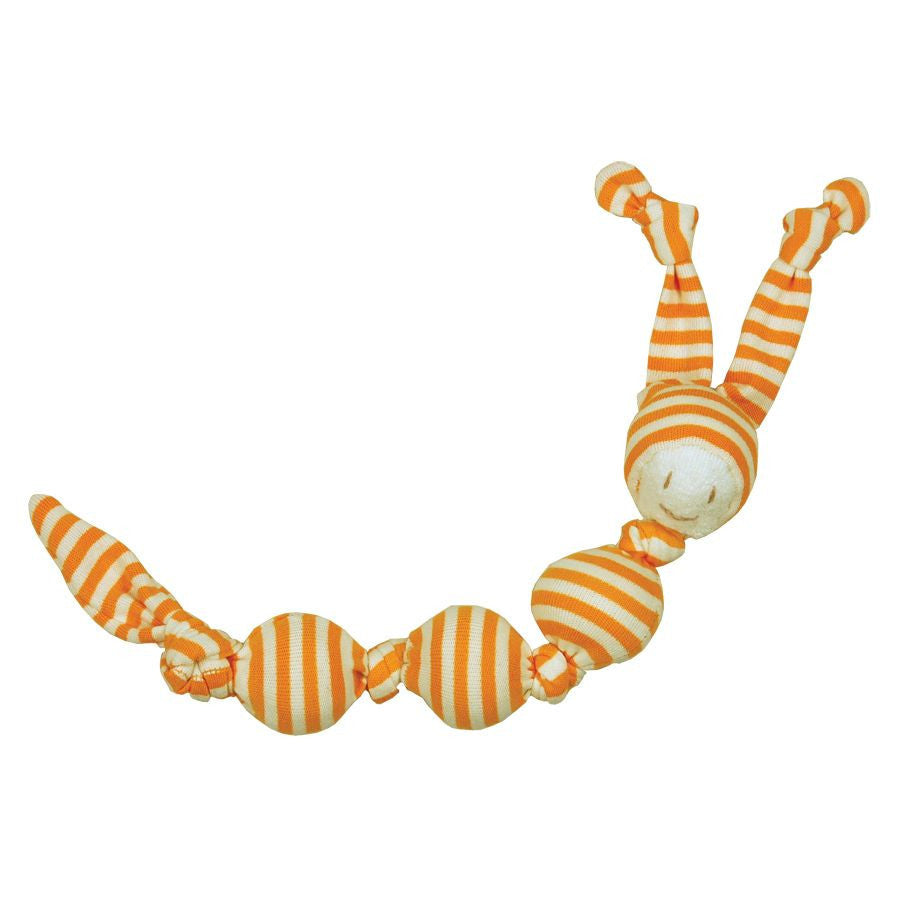 Keptin-Jr Organic Sneeky Orange - challenge and fun natural toys - 1