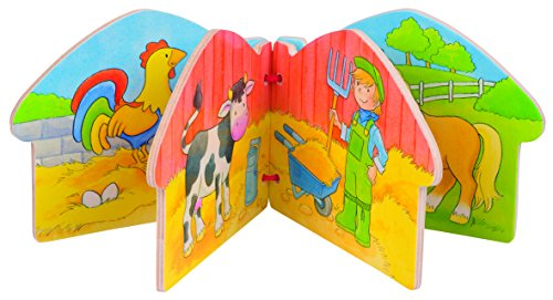 "Goki ""My Farm Picture Book"