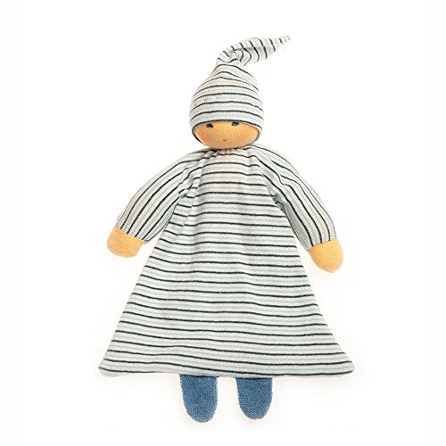 "Nanchen Organic Cotton Waldorf Doll""Betthupfer"""