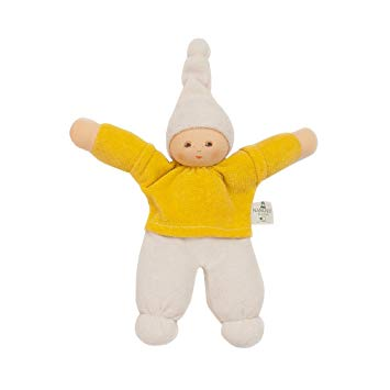 "Nanchen Organic Cotton Waldorf Doll""Zausel"""