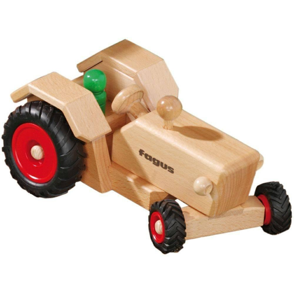 Fagus Wooden Tractor