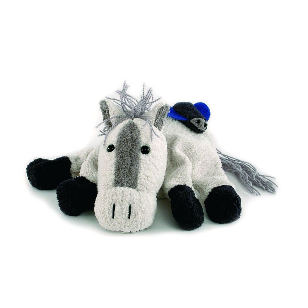 Horse with Fly Puppet - challengeandfunretail