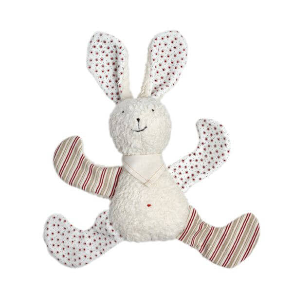 Organic Cotton Bunny Rabbit - challengeandfunretail