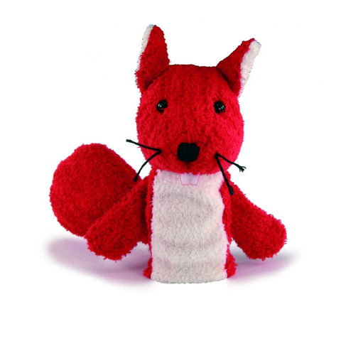 Squirrel Fingerpuppet - challengeandfunretail