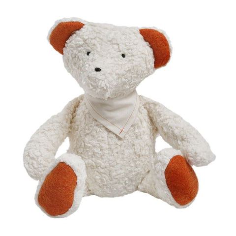Organic Cotton Bear - challengeandfunretail - 1