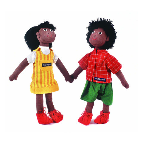 Bob and Tina Doll by Furnis - challengeandfunretail