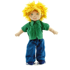 Pablo Doll, small - challenge and fun natural toys - 1