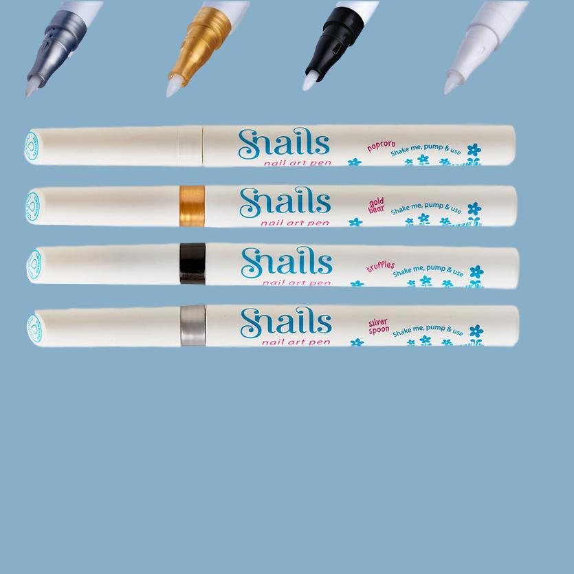 Snails Nail Art Pen