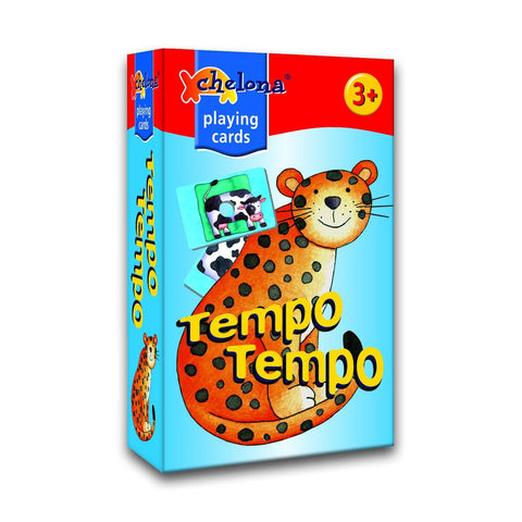 Chelona Card Game: TempoTempo - challengeandfunretail