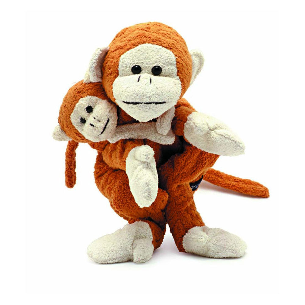 Jacky Monkey Hand Puppet by Furnis - challenge and fun natural toys