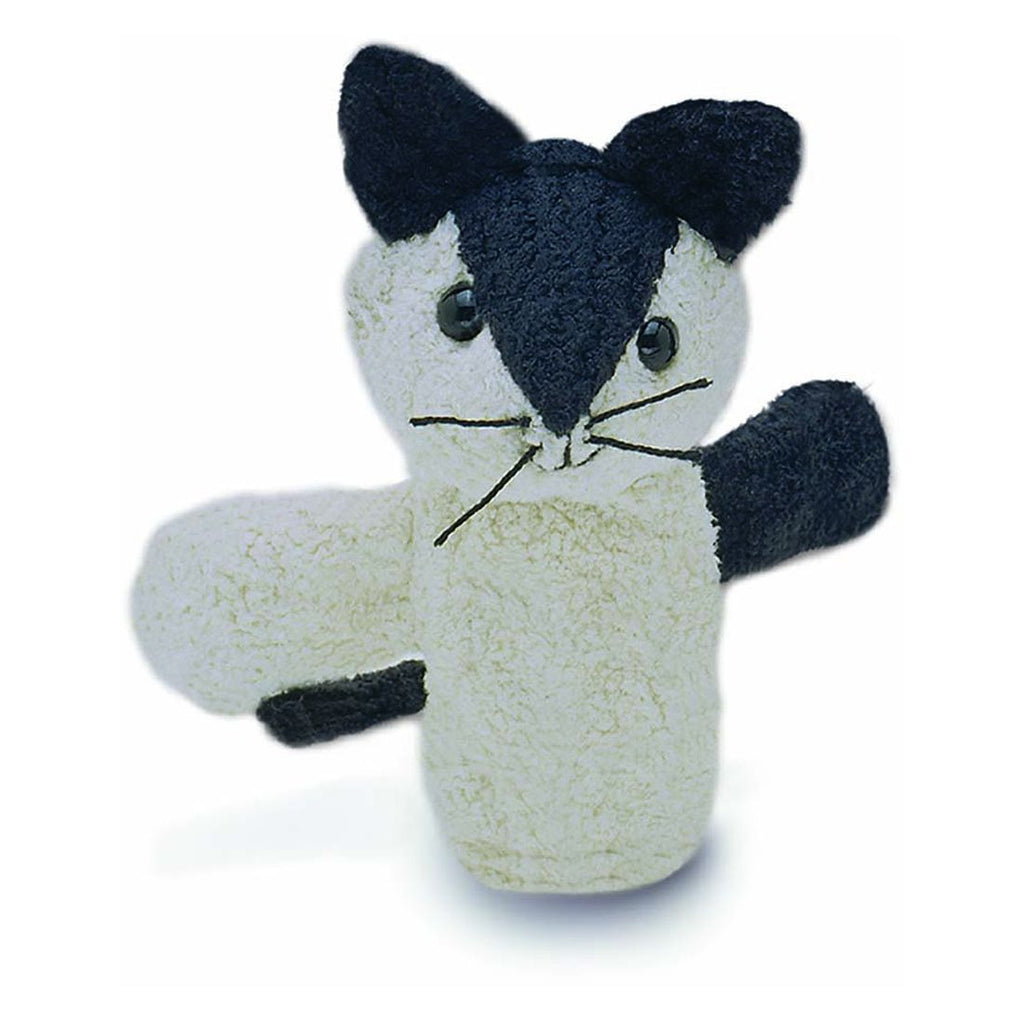 Cat Finger Puppet by Furnis - challenge and fun natural toys