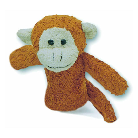 Monkey Fingerpuppet by Furnis - challenge and fun natural toys