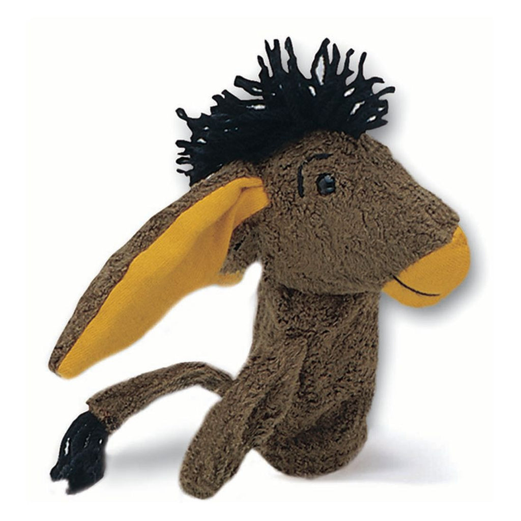 Donkey Finger Puppet - challengeandfunretail