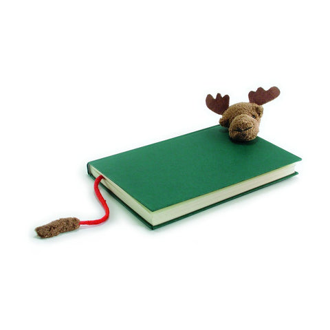 Moose Bookmark - challengeandfunretail