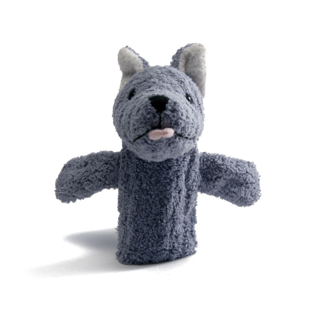 Wolf Finger Puppet by Furnis - challenge and fun natural toys