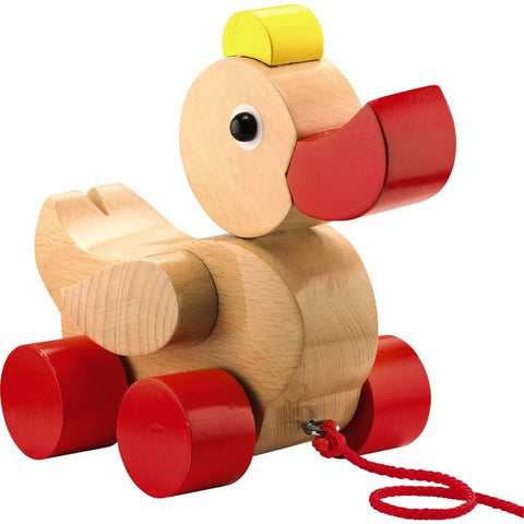 Haba Wooden Pull Duck