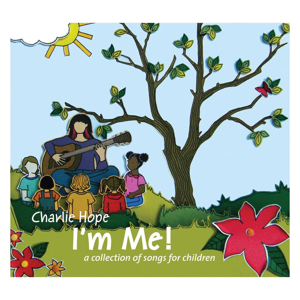 Charlie Hope: I'm Me - challenge and fun natural toys