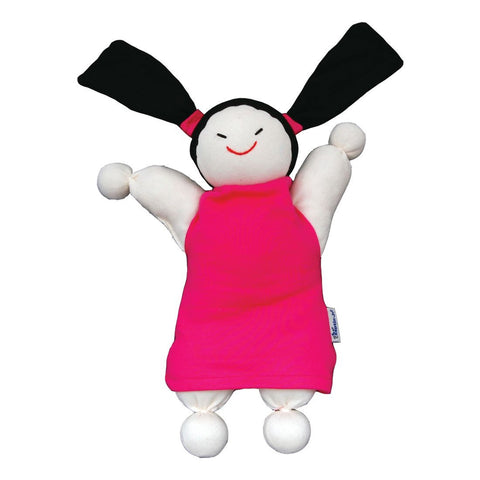 Keptin-Jr Organic Doll - Asian - challenge and fun natural toys