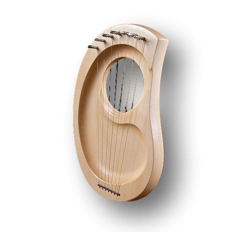 Auris - Pentatonic Children's Harp - Seven (7) Strings