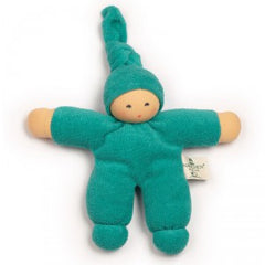 "Nanchen Small Organic Cotton Waldorf Doll ""Pimpel"""