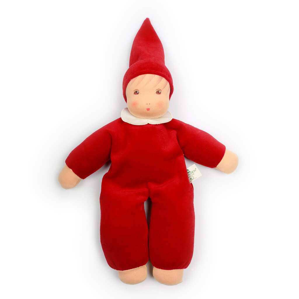Nanchen Organic Cotton Waldorf Dolls - Nani