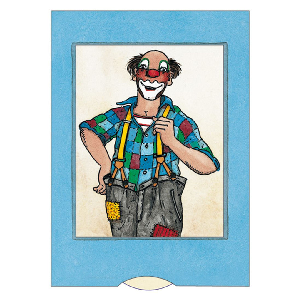 Living Cards: Trouser Clown - challengeandfunretail - 1