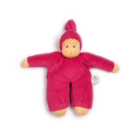 "Nanchen Organic Cotton Doll ""Schmuse"""