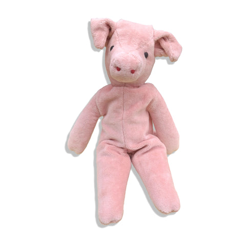 Senger Organic Cotton Pig - challenge and fun natural toys