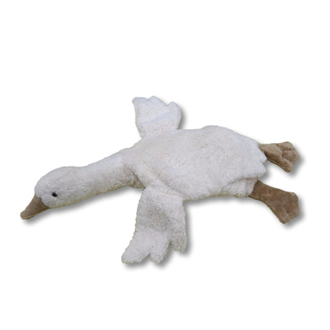 Senger Organic Cotton Goose Warming Pillow with Cherry Pits - challenge and fun natural toys